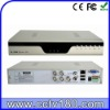 4CH Full D1 Recording H.264 network CCTV DVR recorder