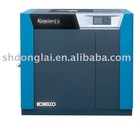 Kobelco oil free screw air compressor