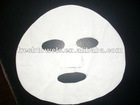 Nonwoven facial mask