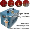 Oxyhydrogen Flame Ampoule Sealing Machine