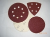 Aluminum Oxide Brushed Abrasive Disc