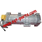 name brand excavator hydraulic oil filter case assembly
