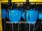 triangle type manual chain block,chain hoist