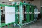 3D wire mesh panel production line