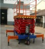 JINCHUANG motorcycle scissor lift table
