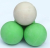 rubber bouncing ball