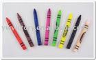 muti color crayons