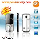 Dual SIM Card Loud Speaker Low End GSM Mobile Phone