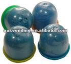 Capsules for bulk vending machine