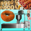 Hot Automatic stainless steel donut doughnut frying machines (CE)(ISO) 0086 13526859457