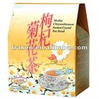 High Quality Instant Medlar Chrysanthemum Tea Crystal