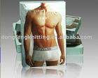 paper gift box for underwear