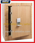 Fire proof safety box from the 2nd largest Chinese safe manufacturer,UL listed electronic lock safe box,home safe SCF2218E