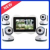 Wireless 7.0inch LCD Monitor, Supporting SD Card Recording