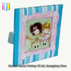 Cute design paper handmade photo frame for children