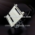 Newest rubber silicon watch band for ipad nano 6 case wholesale