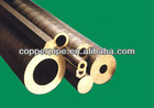 continuous casting copper alloy no.C84200 leaded semi red brass CDA842 round bar