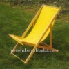 (W-C-F1220) wooden folding camping chair