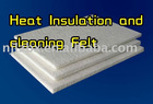 E-fiber glass fiber needling felt
