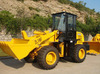 ZL16F Hydraulic Mini Wheel Loader With 45KW Weichai Engine