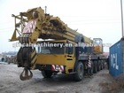 Used Liebherr Truck Crane LTM1125 with great lifting weight ,and low price