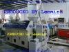 SJ-75/33 HDPE Pipe Extruding Machine