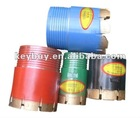 Impregnated Single Pipe Core Drill Bit (DH75)