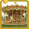 2012 fun summer hot sellin kiddie ride playground equipment carousel /merry go round
