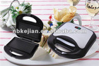 portable grill cool housing sandwich maker/toaster