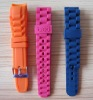 2013 fashion silicone watch bands
