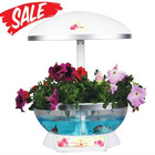 2011 Christmas gifts ! MOCLE fish tank is a garden centre To fish grow vegetables as a table lamp