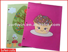 Eco-friendly Paper Pocket File Folder