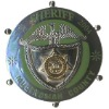KMY-Metal Police Badge11