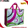 Hot sales printed Promotional non-woven Shopping Bag
