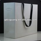 big size shopping bag with nylon tape