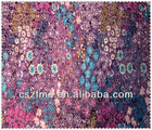High quality machine embroidery fabric