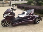 three wheeler gasoline trike with Automatic transmission