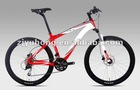 carbon mtb bicycle