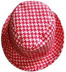 fashion straw bucket hat