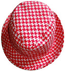 fashion straw bucket hat