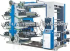 YT series four colour flexographic printing machine