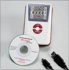 Pt100 temerature data logger