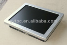 15'' touch screen all in one pc with LCD panel I3 3.3GHz