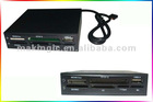 "3.5"" 6 slots All IN ONE Internal Card Reader + 1 Port USB 2.0"