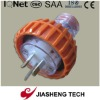 56P316 IP66 250VAC 3 Pin 16A Industrial Plug