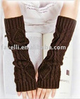 Elegant Knitting Acrylic Magic Gloves