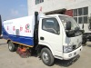 4x2 road sweeper truck