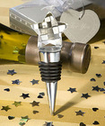 Five-pointed Star Crystal Wine Stopper For Wedding Gift