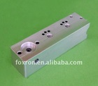 aluminum CNC machined part