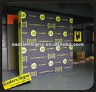 8ft Velcro Pop Up Display Stand